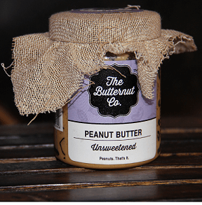 Unsweetened Butternut Co Creamy PB