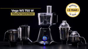 Best 750 Watt Mixer Grinder in India