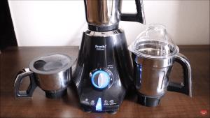 Multijar mixie grinder with 750 watts